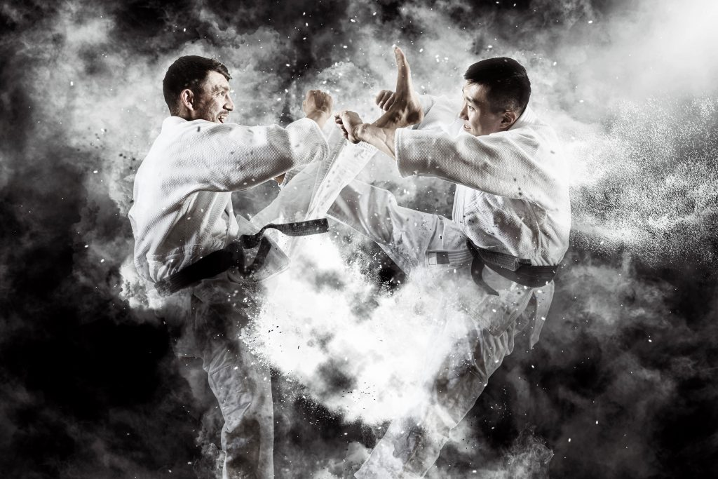 Karate Wettkampf